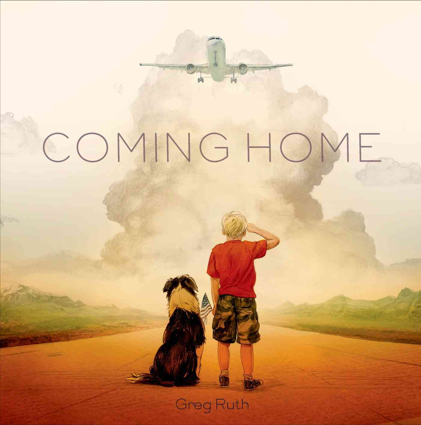 Coming Home By Ruth, Greg